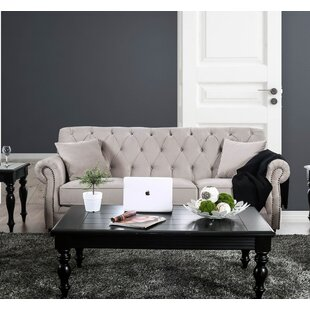 Warkworth Modern Victorian Sofa by Canora Grey