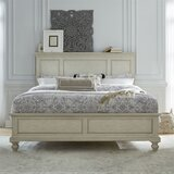 Harkless California King Low Profile Standard Bed by Rosalind Wheeler
