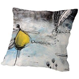 Motus 22 Throw Pillow