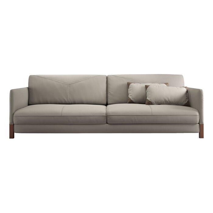 Lafayette Leather Modular Sofa