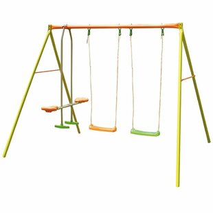 Trigano Agility Swing Set By Freeport Park