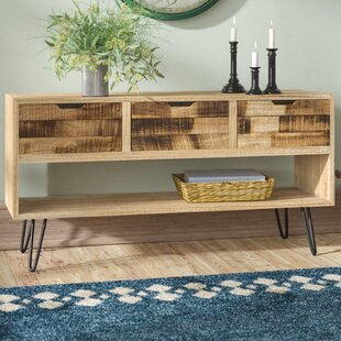 High-End Maddock 3 Drawer Accent Chest ByLaurel Foundry Modern Farmhouse
