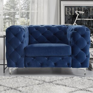 Koffler Chesterfield Chair by House of Hampton