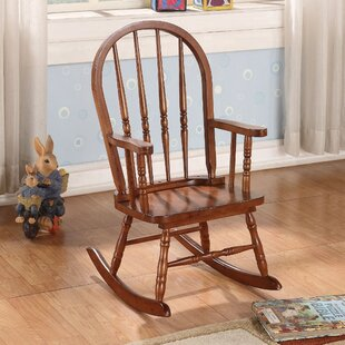 August Grove Cohla Rocking Chair