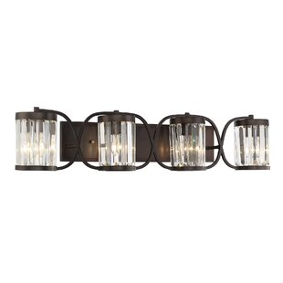 Deals Westlake 4-Light Vanity Light By Willa Arlo Interiors