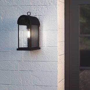 Ossett Outdoor Wall Lantern by Williston Forge