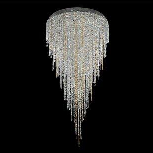 Allegri by Kalco Lighting Tenuta 21-Light Flush Mount