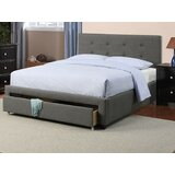 Bobrow Upholstered Storage Platform Bed by Red Barrel Studio®
