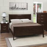 Rayna Full/Double Standard Configurable Bedroom Set by Charlton Home