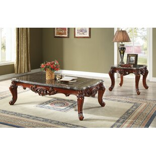 Misael 2 Piece Coffee Table Set
