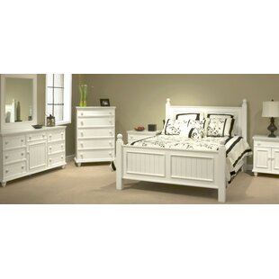 Mary Jane Panel Configurable Bedroom Set By Beachcrest Home