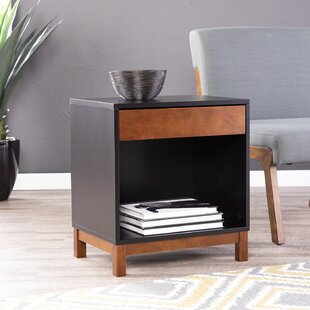 Kori End Table with Storage