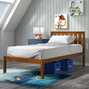 Rand Twin Platform Bed by Harriet Bee