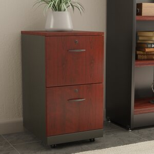 Castalia 2 Drawer Filing Cabinet