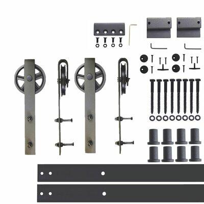 Find The Perfect Barn Door Hardware Wayfair