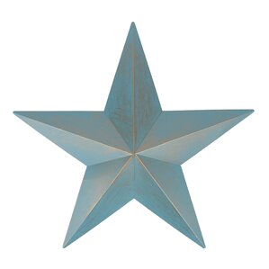 Country Rustic Star Indoor/Outdoor Wall Decoration Part 79