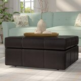Fryth 30.5 Tufted Square Storage Ottoman by Darby Home Co