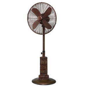 Reames 18 Oscillating Floor Fan