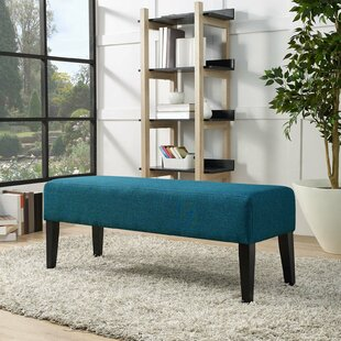 Abeale Upholstered Bench By Ebern Designs
