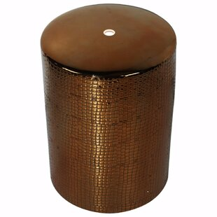 Bloomsbury Market Cruz Enticing Garden Stool