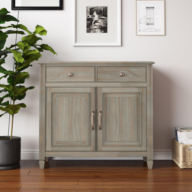 Kendleton 2 Door Accent Cabinet Reviews Birch Lane