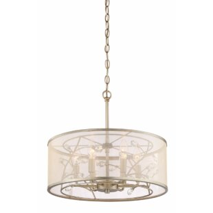 Ophelia & Co. Bloomingdale 6-Light Pendant