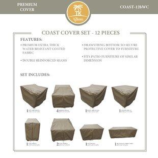 TK Classics Coast 12 Piece Protective Pat..