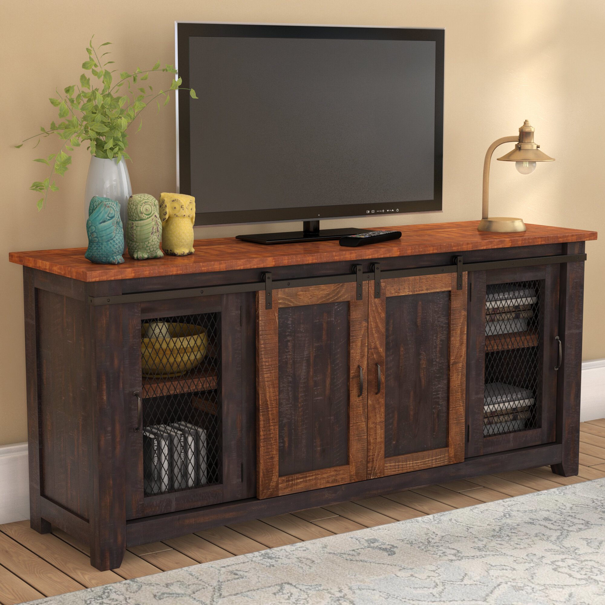 outlet store 43b68 05787 70+ Inch TV Stands You'll Love in 2019 | Wayfair