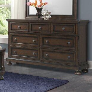 Beadling 7 Drawer Dresser