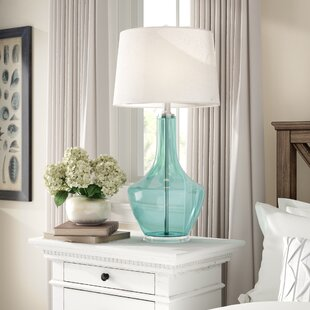 Doniphan 32 Glass Table Lamp