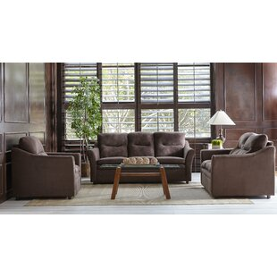 Aura Configurable Living Room Set by Flair
