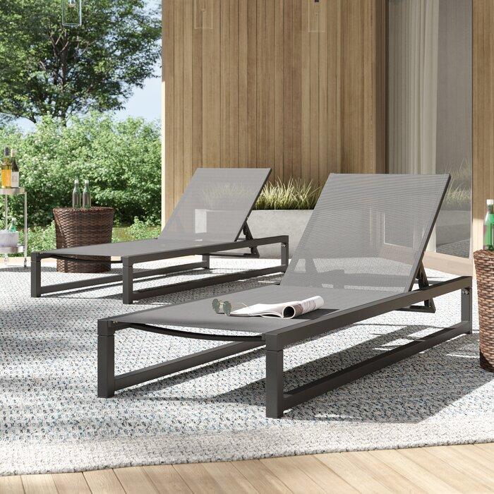 Awesome Lindenberg Sun Lounger Set Creativecarmelina Interior Chair Design Creativecarmelinacom