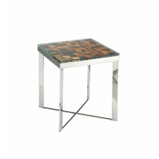Find for Clower End Table by Orren Ellis