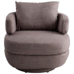 Suitor Swivel Barrel Chair