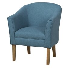 Causey Upholstered Barrel Chair