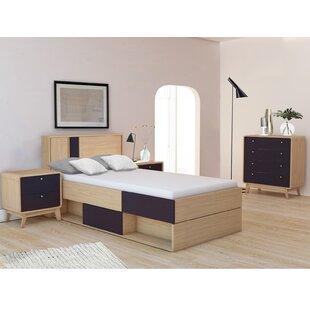 Brook 3 Piece Bedroom Set By George Oliver