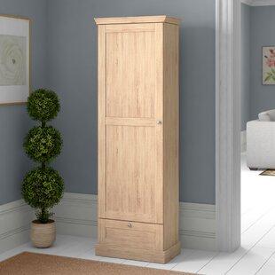 1 Door Wardrobe By Brambly Cottage