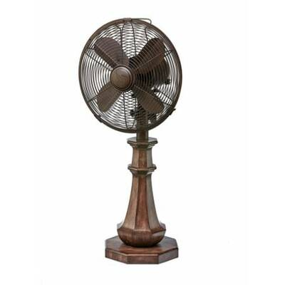 Brewer 10 Oscillating Table Fan