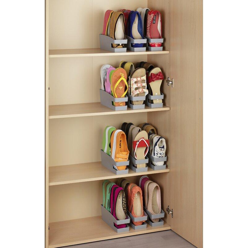 Schuhaufbewahrung