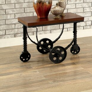 Pinos Industrial End Table by Trent Austin Design