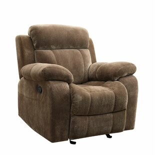 Wildon Home ® Victor Manual Glider Recliner