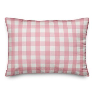 Humbert Buffalo Check Outdoor Lumbar Pillow