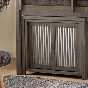 Read Reviews Belgrade 2 Sliding Door Chest by Three Posts Reviews (2019) & Buyer's Guide