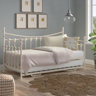 Adan Daybed With Trundle And Mattress By Brambly Cottage