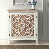 Czarnecki 2 Door Accent Cabinet by Gracie Oaks