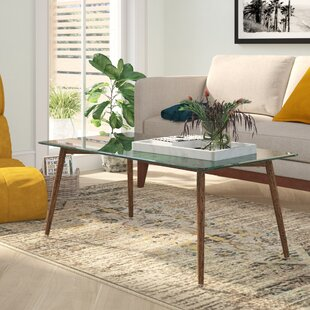 Depaul Coffee Table by Wrought..
