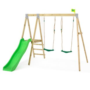 Forest Multiplay Swing Set By TP Toys