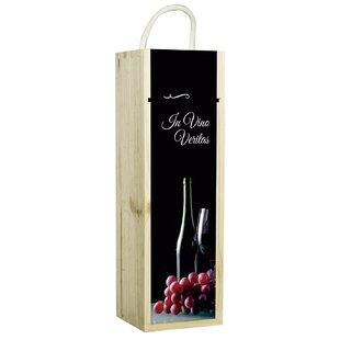 Bernao Wine Box By Happy Larry