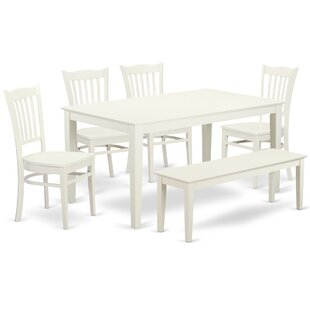 Smyrna 6 Piece Solid Wood ..
