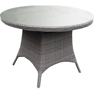Crawley Rattan Dining Table By Sol 72 Outdoor